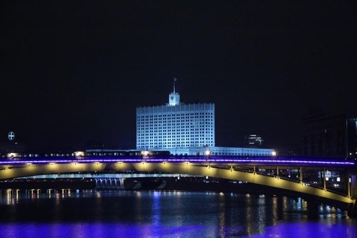 Белый дом правительство России