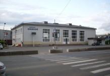 Вокзал енисей красноярск