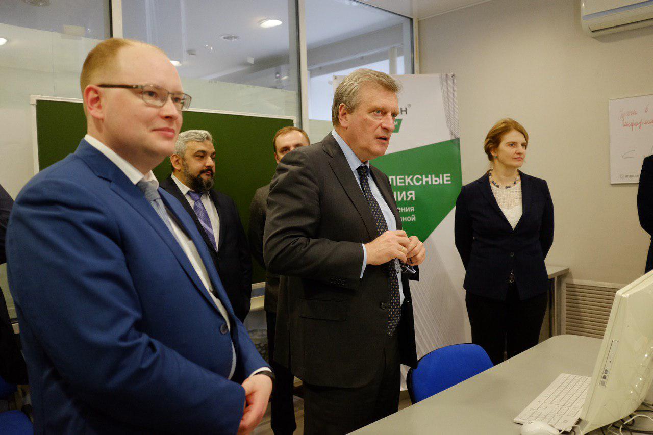 Первая в ПФО лаборатория по кибербезопасности открылась в Кировской области