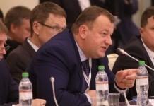 руководитель департамента информатизации и развития телекоммуникационных технологий Новосибирской области Анатолий Дюбанов