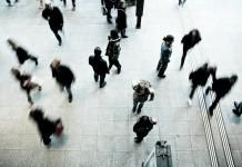 народ толпа население