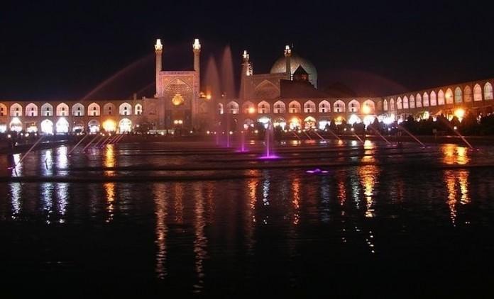 иран мечеть