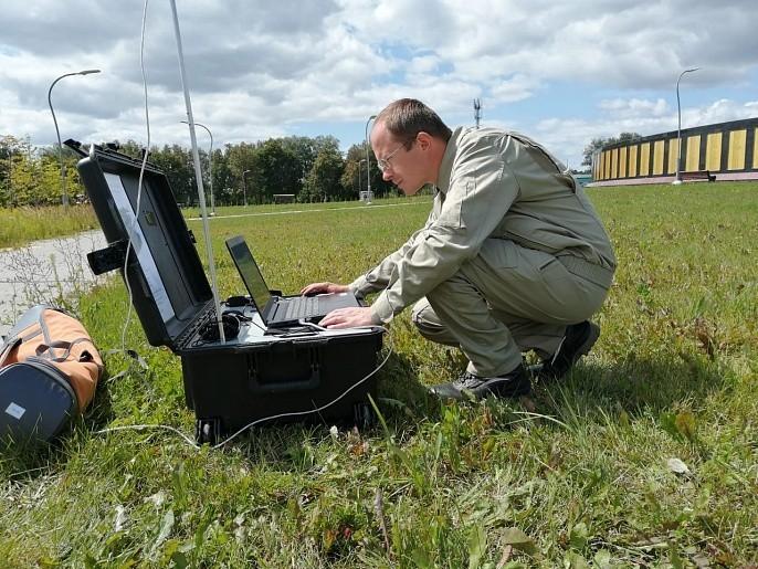 Тульская область купила дрон для создания 3D-модели региона