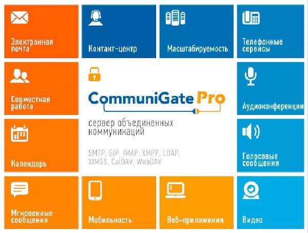 Бесплатный доступ к CommuniGate Pro для работы дома как в офисе