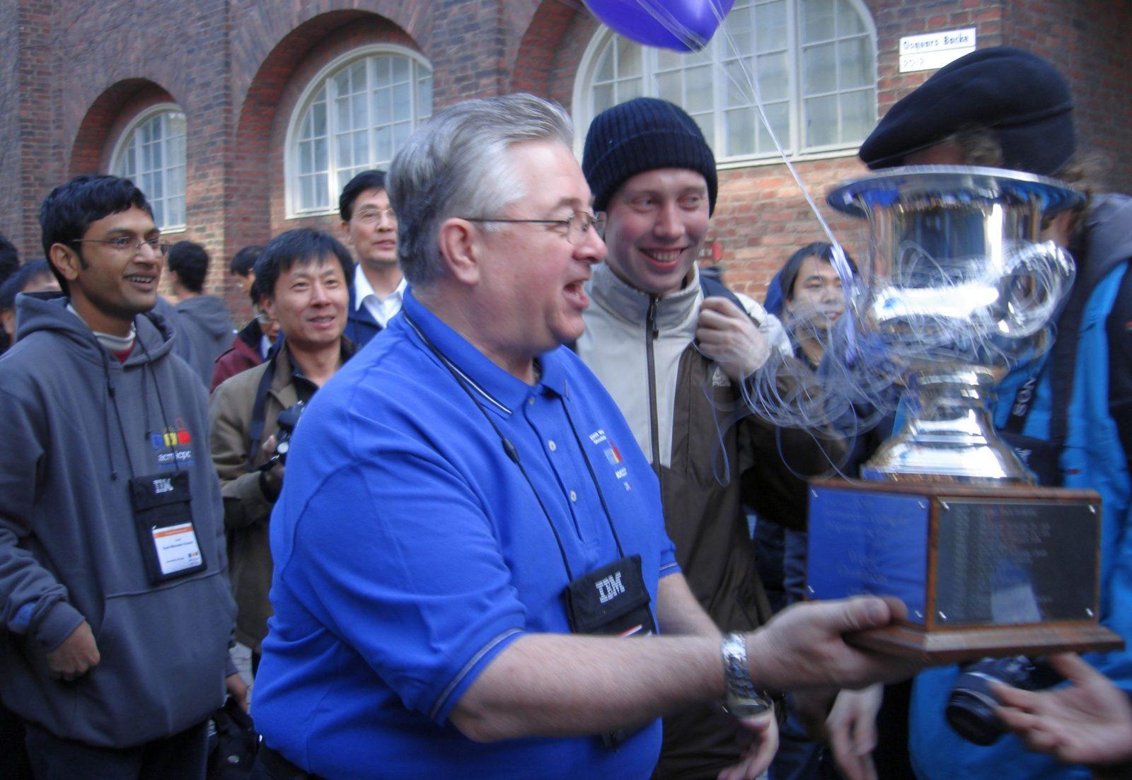Финал ICPC 2021 состоится в ноябре будущего года – Билл Паучер