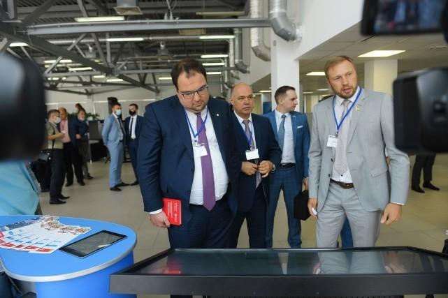 Глава Минкомсвязи и губернатор Ростовской области подписали соглашение о развитии платформы обратной связи