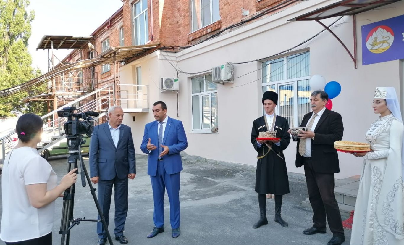 В Северной Осетии создали центр управления регионом