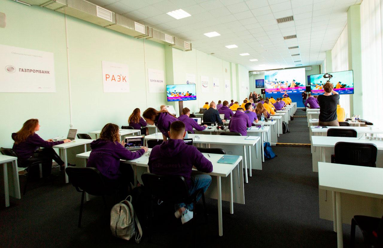 В нижегородском полуфинале «Цифрового прорыва» приняли участие 1500 человек