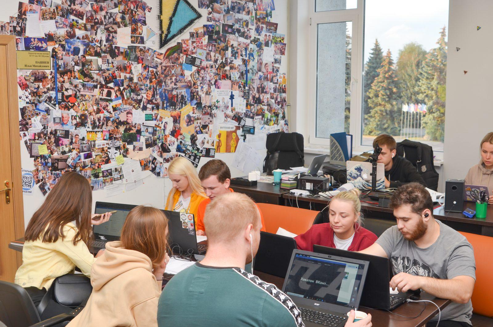 Первый в Черноземье региональный хакатон «ВКонтакте» прошёл в Белгороде