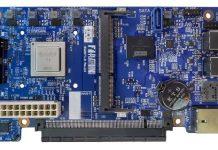 ВM3BT1 создана на основе передового российского процессора Байкал-Т1.