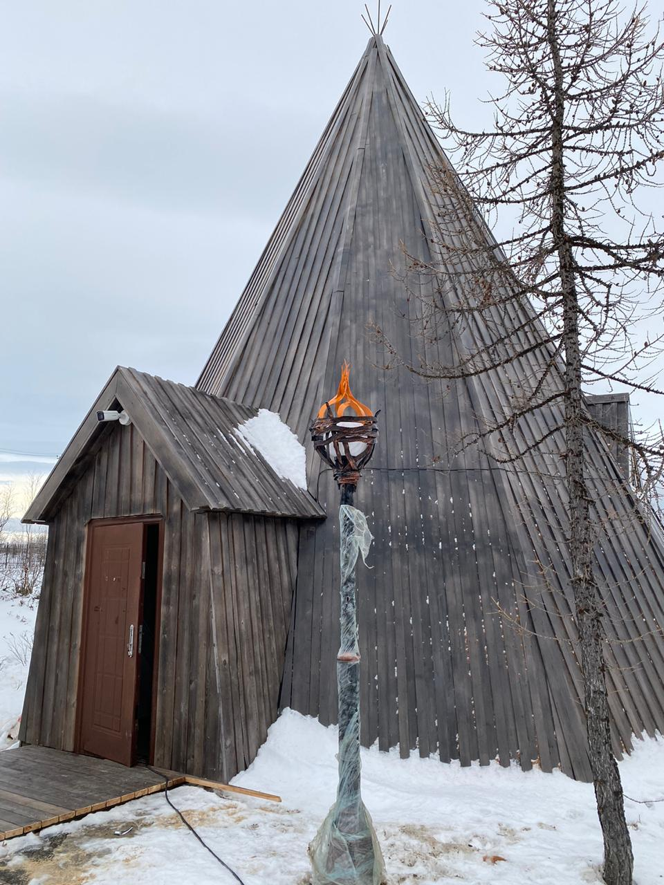 «Ростелеком» установил видеонаблюдение в этнографическом музее за полярным кругом