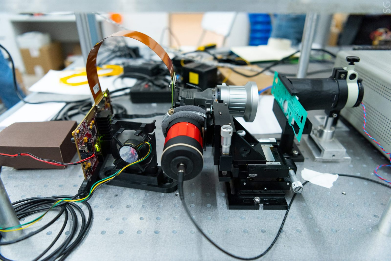 Российские ученые создали прототип самой чувствительной видеокамеры в мире