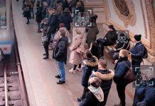 видеонаблюдение в метро москвы