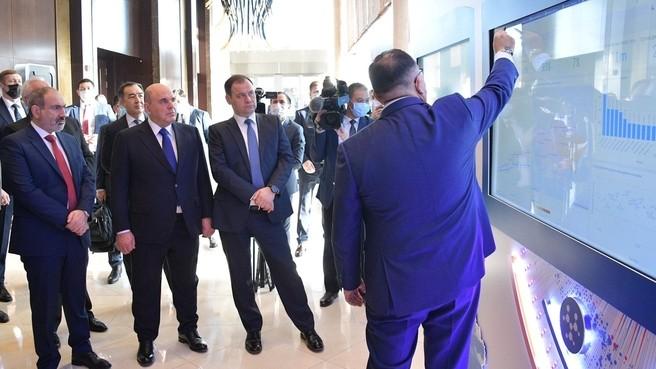 «Угрозу нашим суверенитетам несут не общие цифровые платформы, а их отсутствие» - Михаил Мишустин на форуме ЕАЭС