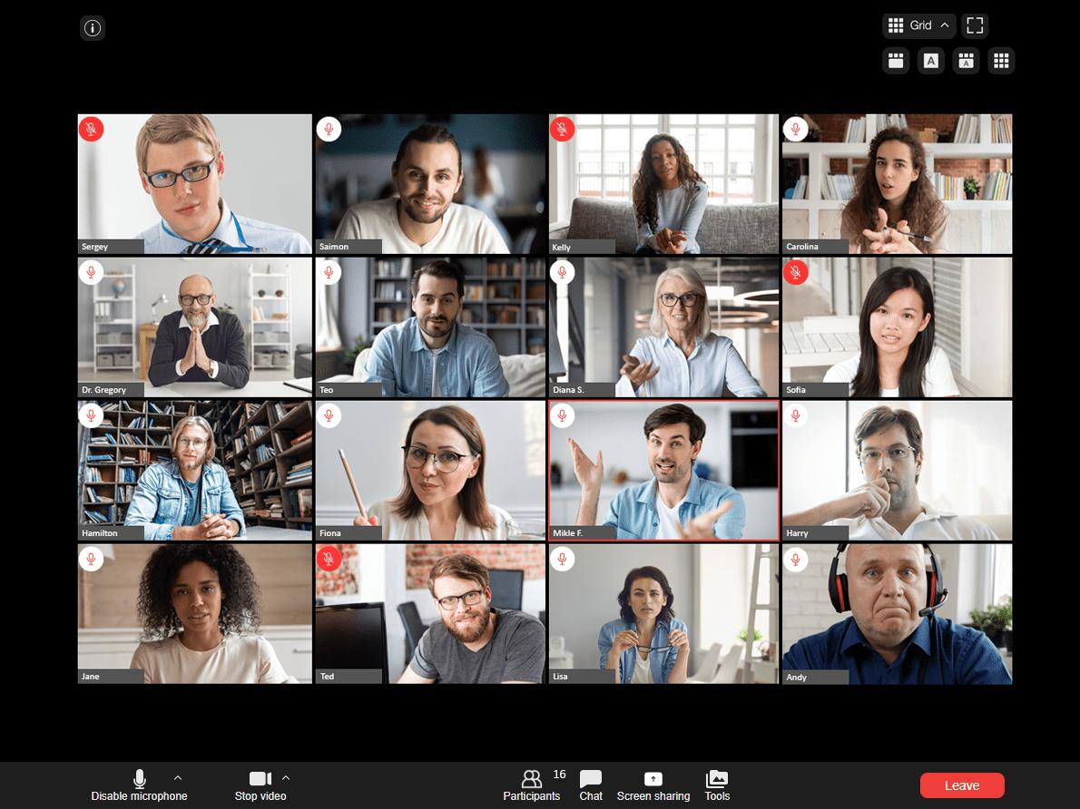 Вышел новый релиз ВКС VideoMost 8.0 - как Zoom, только наш