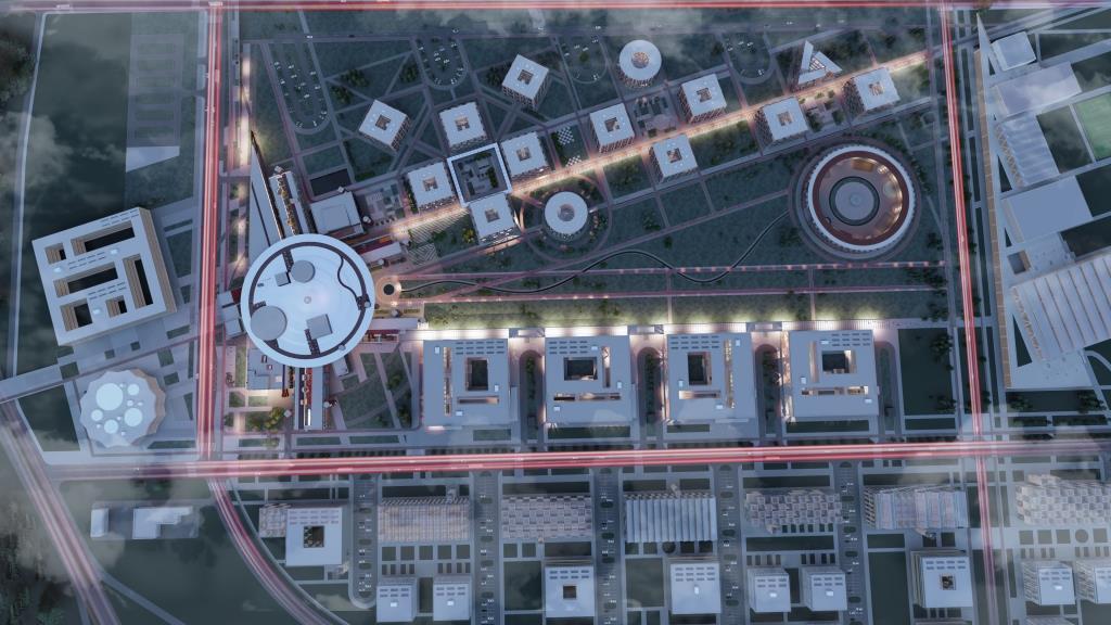 Проект кампуса «ИТМО Хайпарк» прошел государственную экспертизу