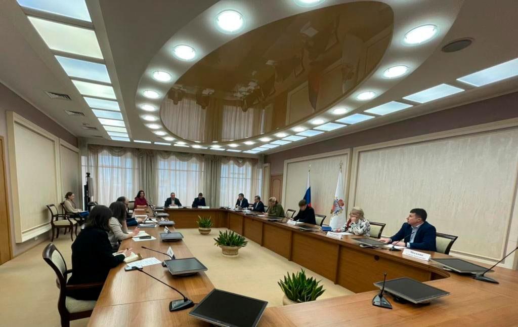 Оргкомитет форума «ПРОФ-IT.2021» и правительство Нижегородской области провели рабочее заседание