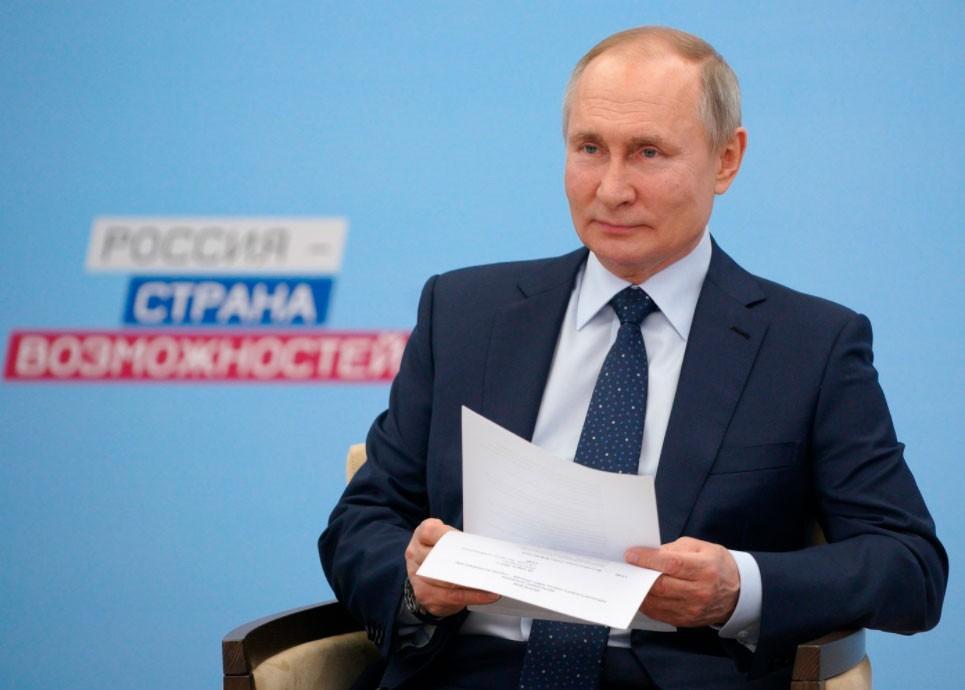Президент РФ поддержал идею проведения серии хакатонов по искусственному интеллекту