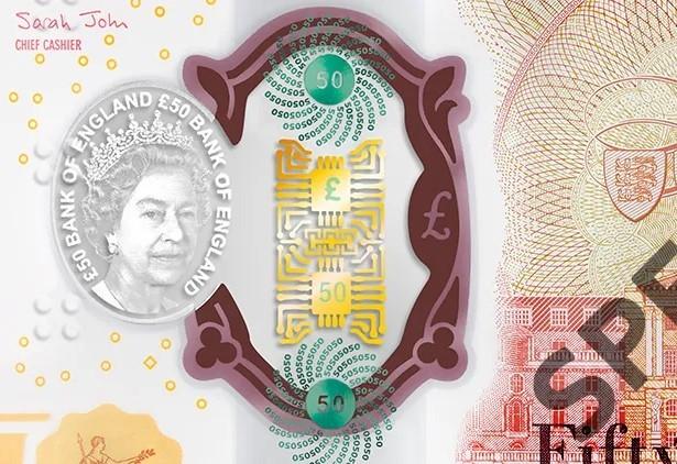 В Великобритании представлена банкнота, посвященная Алану Тьюрингу