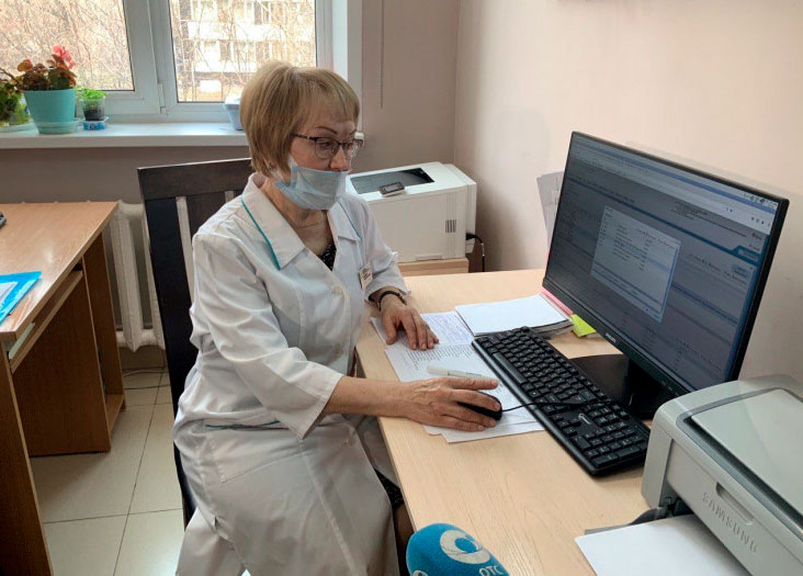 В Новосибирской области медорганизации получили более 9 тыс компьютеров с отечественным ПО