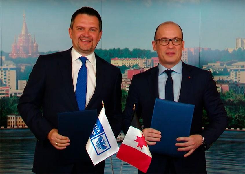 Удмуртия подписала соглашение с «Почтой России» о развитии электронной торговли и IT-сотрудничестве
