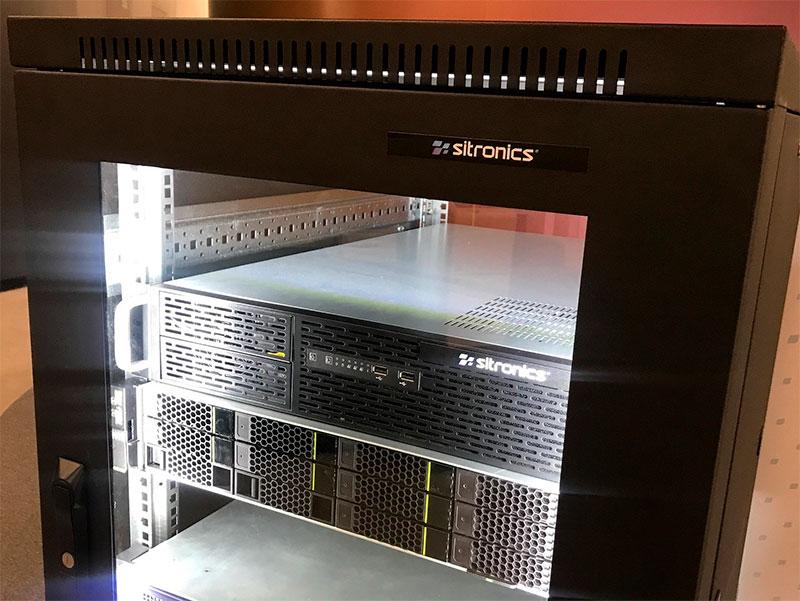 Sitronics Group локализовала технологии Huawei для производства российских серверов под собственным брендом