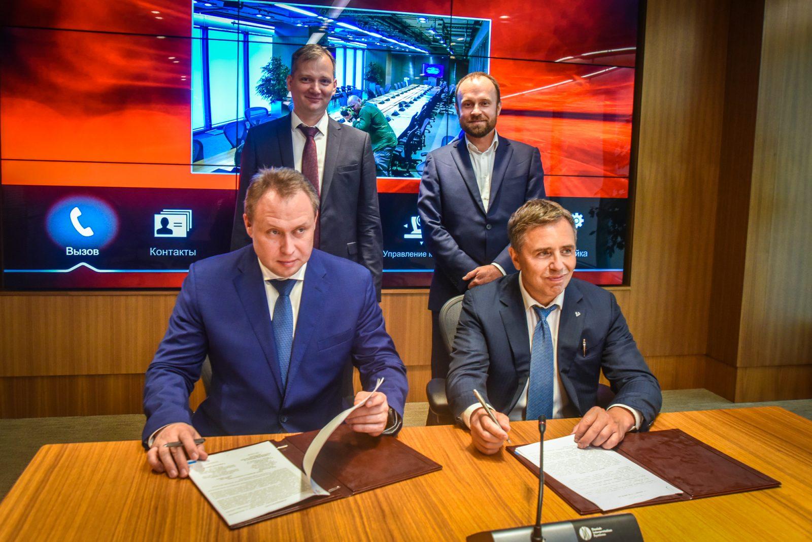 «Ростелеком» и «Т8» заключили соглашение об импортозамещении в радиоэлектронной промышленности