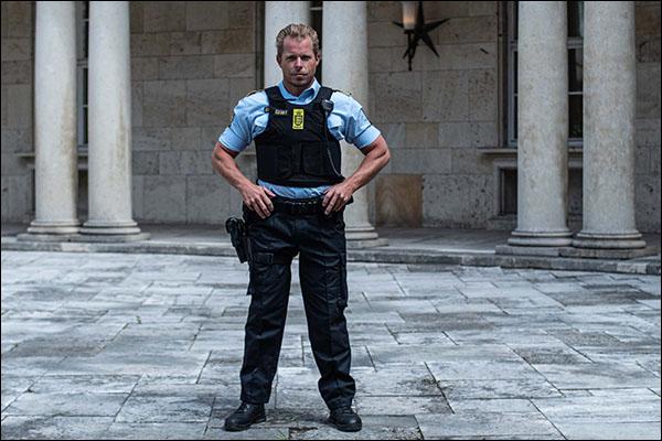 Полицейский Дания