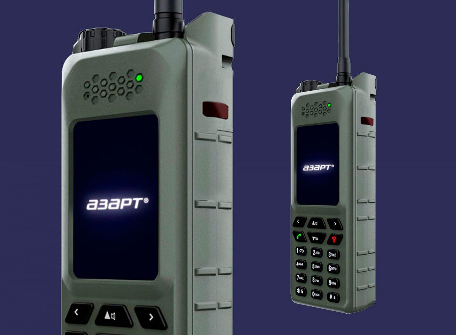 «Ангстрем» сообщил о разработке новой портативной армейской радиостанции
