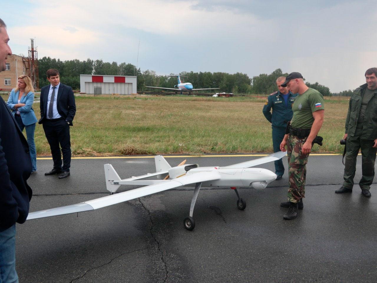 Челябинский завод заявил о готовности к промышленному выпуску дронов