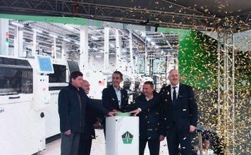 Новая фабрика для производства микроэлектроники начала работу в Санкт-Петербурге