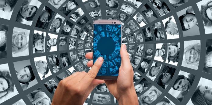 персональные данные люди соцсети